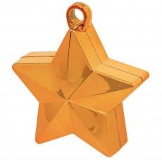 Star Orange Balloon Weight 170g
