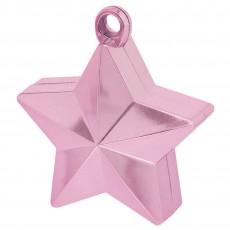 Star Pink Balloon Weight 170g