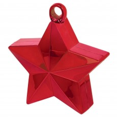 Star Red Balloon Weight 170g