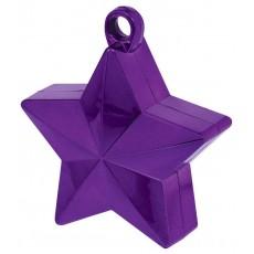 Star Purple Balloon Weight 170g
