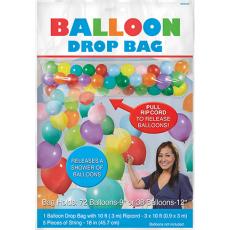 Balloon Release Drop Bag & Ripcord