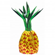 Hawaiian Party Decorations Pineapple Foil Balloon Weights