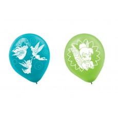 Disney Fairies Tinker Bell & Best Friends Fairies Latex Balloons