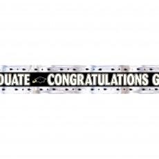 Graduation Party Decorations - Banner