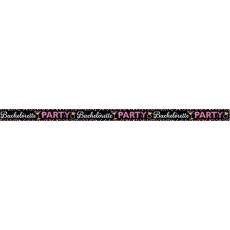 Foil Bachelorette Party Banner 762cm