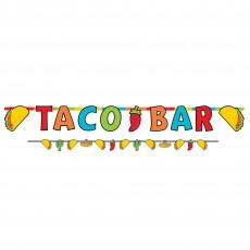 Mexican Fiesta Cardboard Banners