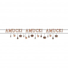 Halloween Hocus Pocus Amuck! Banners 3.65m Pack of 2