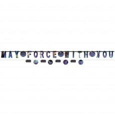 Star Wars Party Decorations - Banners Galaxy Jumbo