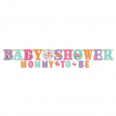 Tweet Baby Girl Letter Banners