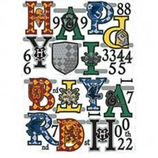 Harry Potter Jumbo Add-An-Age Banner 3.2m x 25cm