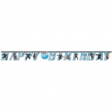 Black Panther Jumbo Add An Age Letter Banner