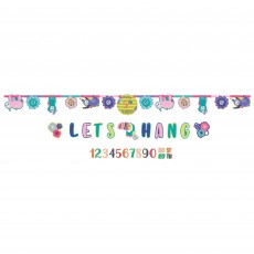 Sloth Banners Pack of 2