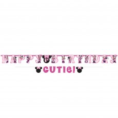 Minnie Mouse Party Decorations - Banners Forever Jumbo