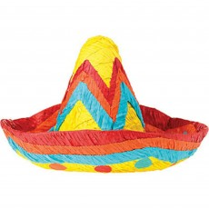 Fiesta Sombrero Pinata