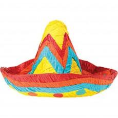 Mexican Fiesta Sombrero Pinata