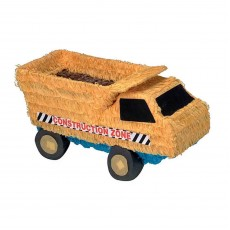 Under Construction Party Supplies - Pinata Tuff Truck