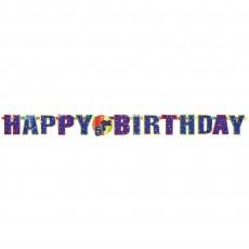 Happy Birthday Add An Age Banner