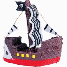Pirate's Treasure Pirate Ship Pinata