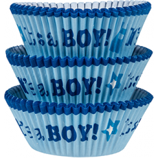 Baby Shower - General Cupcake Cases