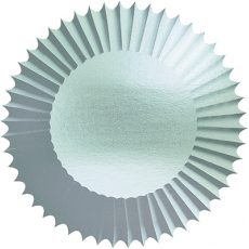 Silver Assorted Cupcake Cases Pack of 150