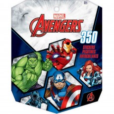Avengers Sticker Book Favour