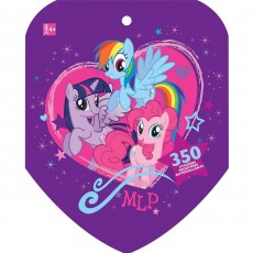 My Little Pony Jumbo Sticker Book with 350 Stickers Favour
