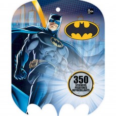 Batman Jumbo Sticker Book with 350 Stickers Favour