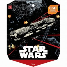 Star Wars Jumbo Sticker Book with 350 Stickers Favour