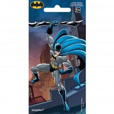 Batman Jumbo Sticker Favour 13.9cm x 6.9cm