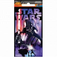Star Wars Jumbo Sticker Favour