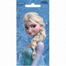 Disney Frozen Jumbo Elsa Sticker Favour 14cm x 7cm