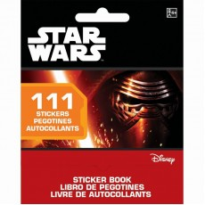 Star Wars Stickers Book Favours