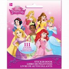 Disney Princess Sticker Booklet Favour