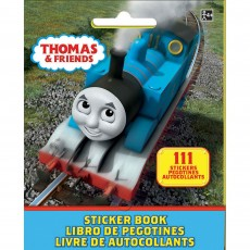 Thomas & Friends Stickers Book Favour