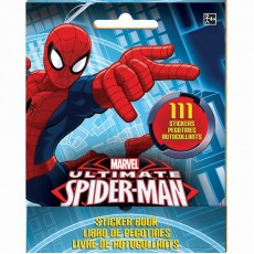 Spider-Man Sticker Booklet Favour