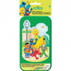 Sesame Street Sticker Activity Kit Favour
