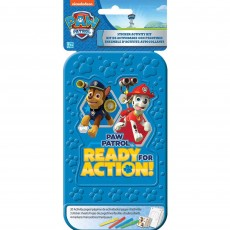 Paw Patrol Stickers Activity Kit Favour