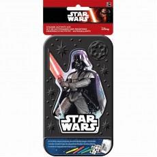 Star Wars Stickers & Colouring Activity Kit Favours