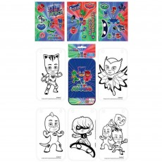 PJ Masks Sticker Activity Kit Favour