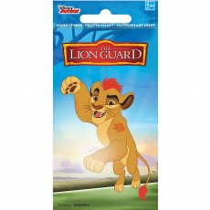 Lion Guard Jumbo Sticker Favour