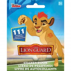 Lion Guard Sticker Booklet Favour