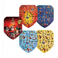 Incredibles 2 Sticker Book Favour