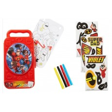 Incredibles 2 Sticker Activity Kit Favour