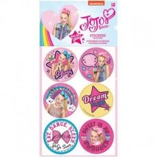 JoJo Siwa Sticker Favours