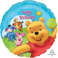 Winnie the Pooh Party Decorations - Foil Balloon Standard XL