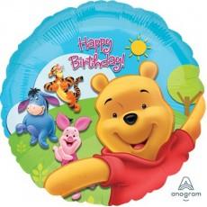 Winnie the Pooh Standard XL Foil Balloon