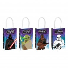 Star Wars Party Supplies - Favour Bags Galaxy Create Your Own