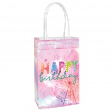 Girl-Chella Party Supplies - Favour Bags Paper Kraft Bags