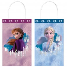 Disney Frozen 2 Kraft Paper Gift Favour Bags