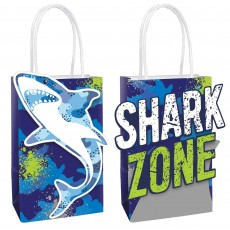 Shark Splash Party Supplies - Favour Bags Create Your Own